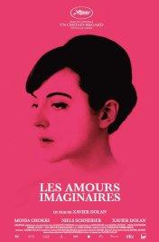 Affiche du film : Les amours imaginaires