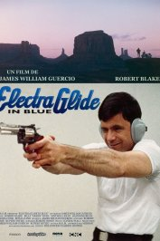 background picture for movie Electra Glide in Blue