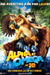 background picture for movie Alpha & Omega