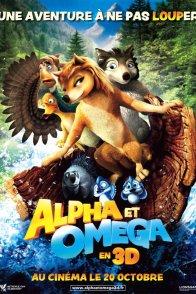 Affiche du film : Alpha & Omega