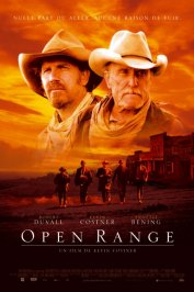 background picture for movie Open Range