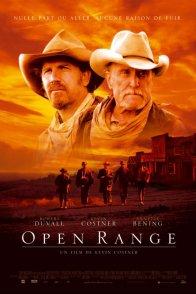 Affiche du film : Open Range