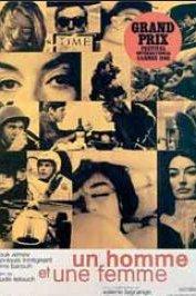 background picture for movie Un homme et une femme