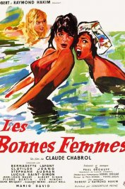background picture for movie Les bonnes femmes