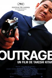 background picture for movie Outrage