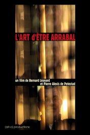 background picture for movie L'art d'être Arrabal