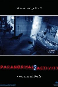 Affiche du film : Paranormal Activity 2