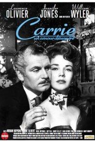 Affiche du film : Carrie, un amour désespéré