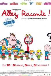 background picture for movie Allez raconte !
