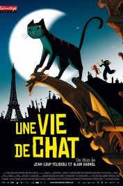 background picture for movie Une vie de chat