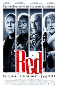 Affiche du film : Red