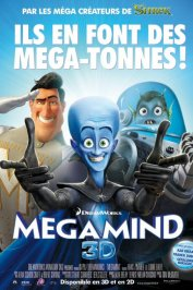 background picture for movie Megamind