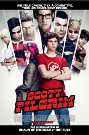 Affiche du film : Scott Pilgrim vs the World