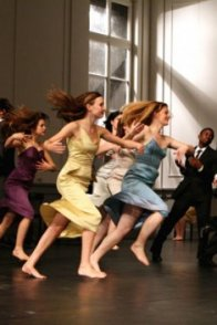 Affiche du film : Les Rêves dansants de Pina Bausch