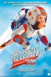 background picture for movie Les Chimpanzés de l'espace 2