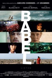 background picture for movie Babel