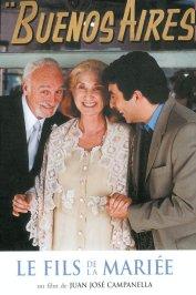 background picture for movie Le fils de la mariee