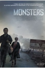 background picture for movie Monsters