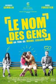 Affiche du film : Le Nom des gens