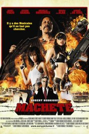 background picture for movie Machete