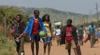 Affiche du film : Africa United
