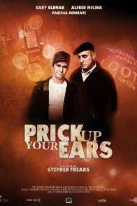 Affiche du film : Prick up your ears