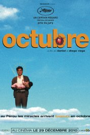background picture for movie Octubre