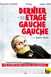 background picture for movie Dernier étage, gauche, gauche