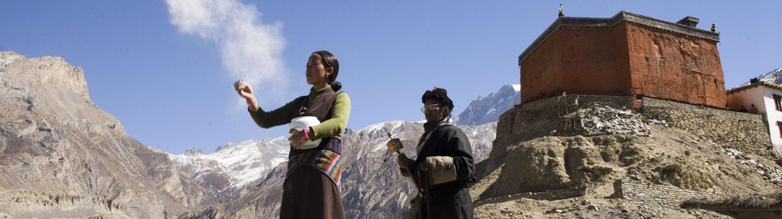 Photo du film : Destination Himalaya