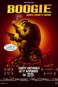 Affiche du film : Boogie (3D)