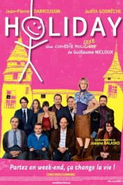 background picture for movie Holiday