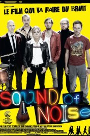 background picture for movie Sound of noise