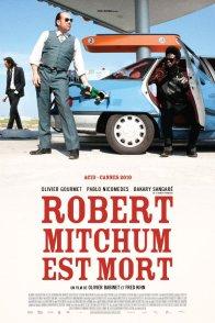 Affiche du film : Robert Mitchum est mort