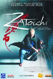 background picture for movie Zatoichi
