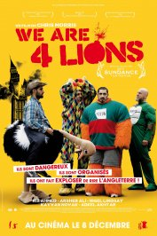 background picture for movie We are four Lions