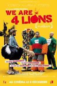 Affiche du film : We are four Lions