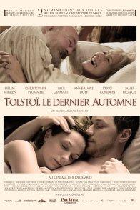 Affiche du film : Tolstoï, le dernier automne