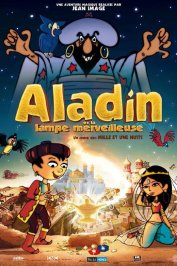 background picture for movie Aladin et la lampe merveilleuse