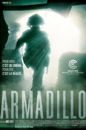 background picture for movie Armadillo