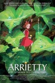 background picture for movie Arrietty le petit monde des chapardeurs