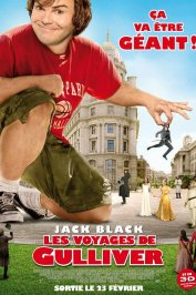 background picture for movie Les voyages de Gulliver 3D