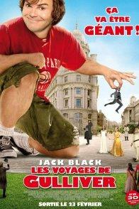 Affiche du film : Les voyages de Gulliver 3D