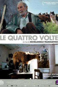 Affiche du film : Le Quattro volte