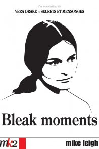 Affiche du film : Bleak moments