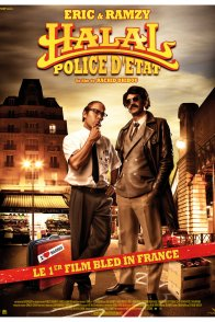 Affiche du film : Halal Police d'Etat