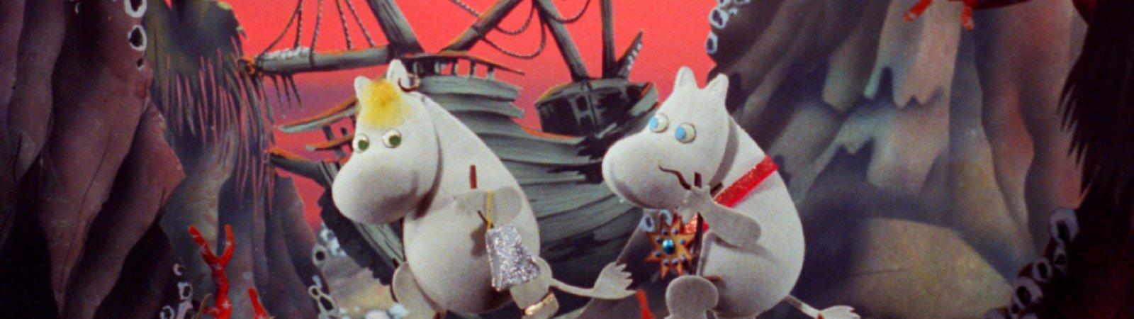 Photo du film : Les Moomins et la chasse à la comète