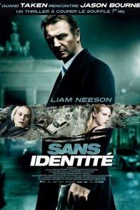Affiche du film : Sans identité