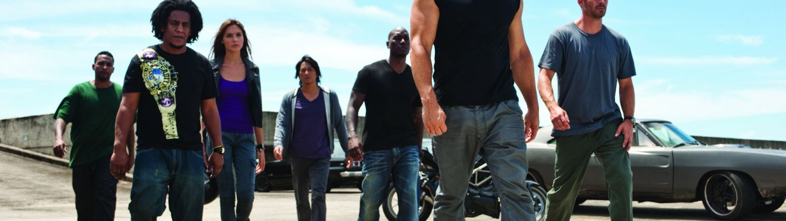 Photo du film : Fast and Furious 5