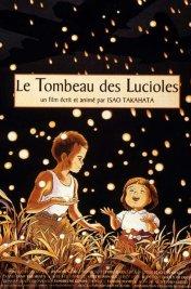 Affiche du film : Le Tombeau des Lucioles