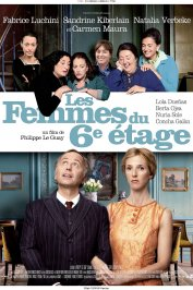 background picture for movie Les Femmes du 6e étage